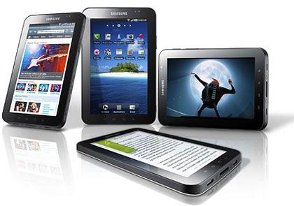 Forget the iPad, I'll Take the Samsung Galaxy Tab