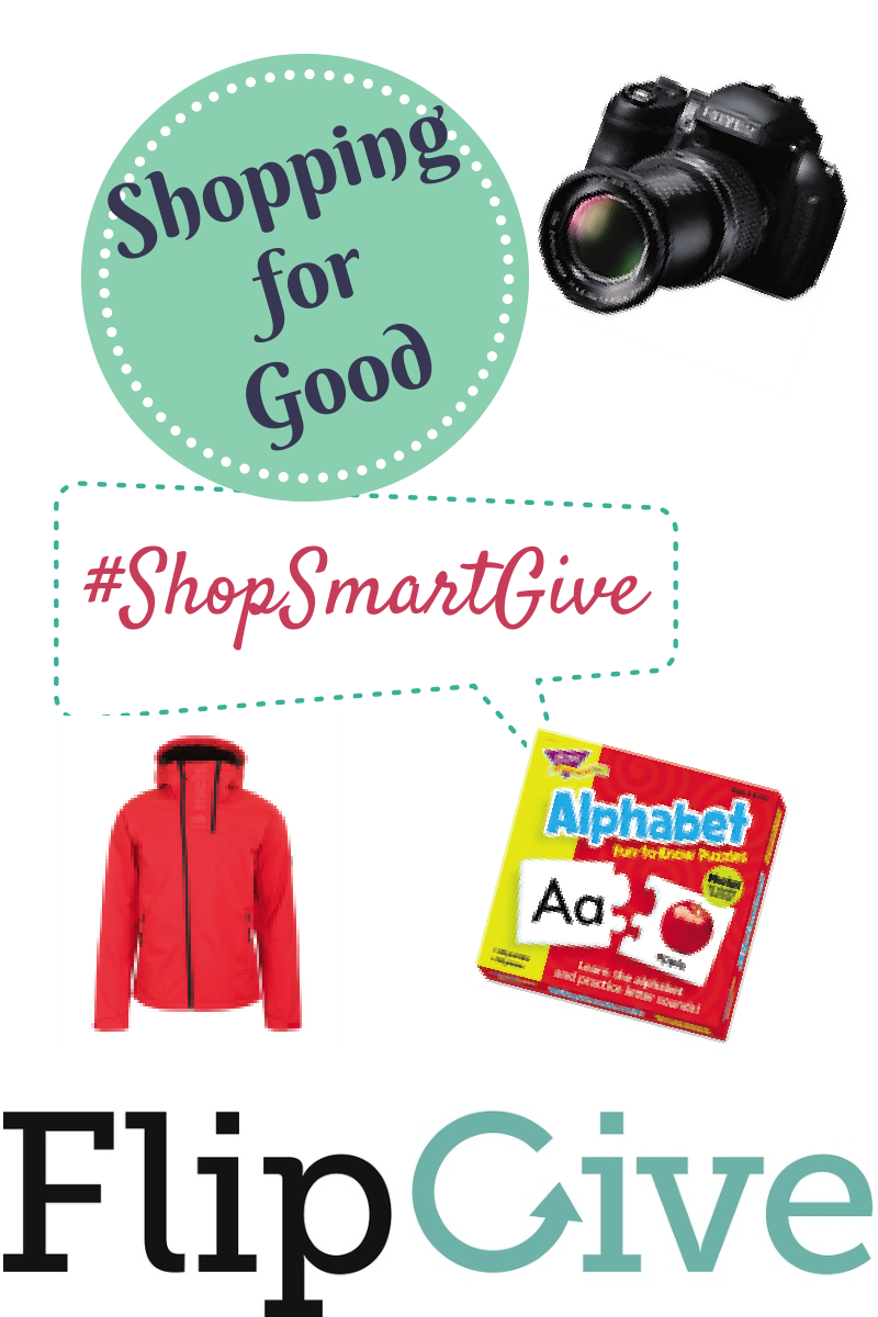 Shop Smart While Giving with FlipGive
