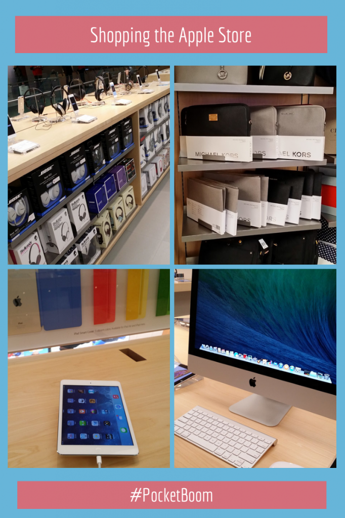 Shopping the Apple Store