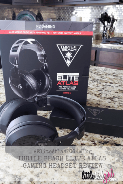 The Awesome Turtle Beach Elite Atlas Gaming Headset For All