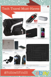 Gift Ideas for the Traveling Tech Geek