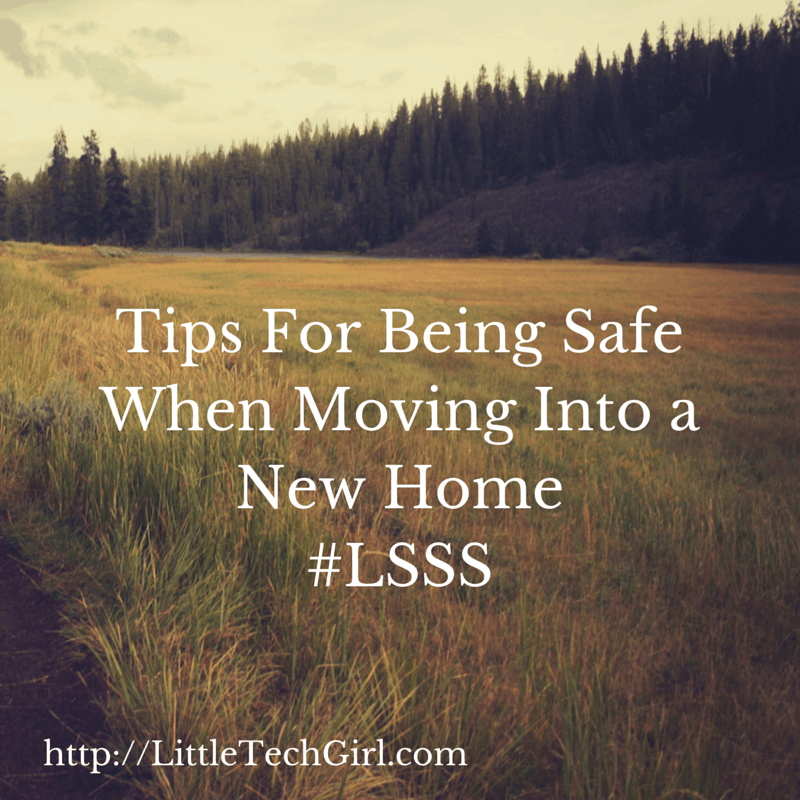 Tips For Being Safe When Moving Into a