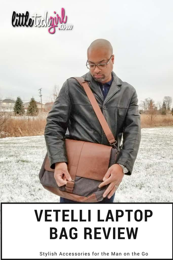 Vetelli Laptop Bag - Littletechgirl
