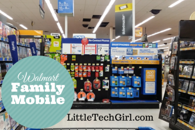 Get the Cheapest Unlimited Talk, Text and Data/Web with Walmart Family Mobile