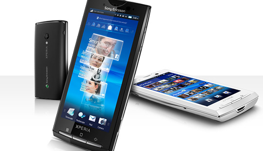 Sony Ericsson Xperia X10 Android Phone Review