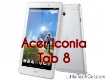 Acer Iconia Tab 8 Review – Stunning Screen in a Small Package