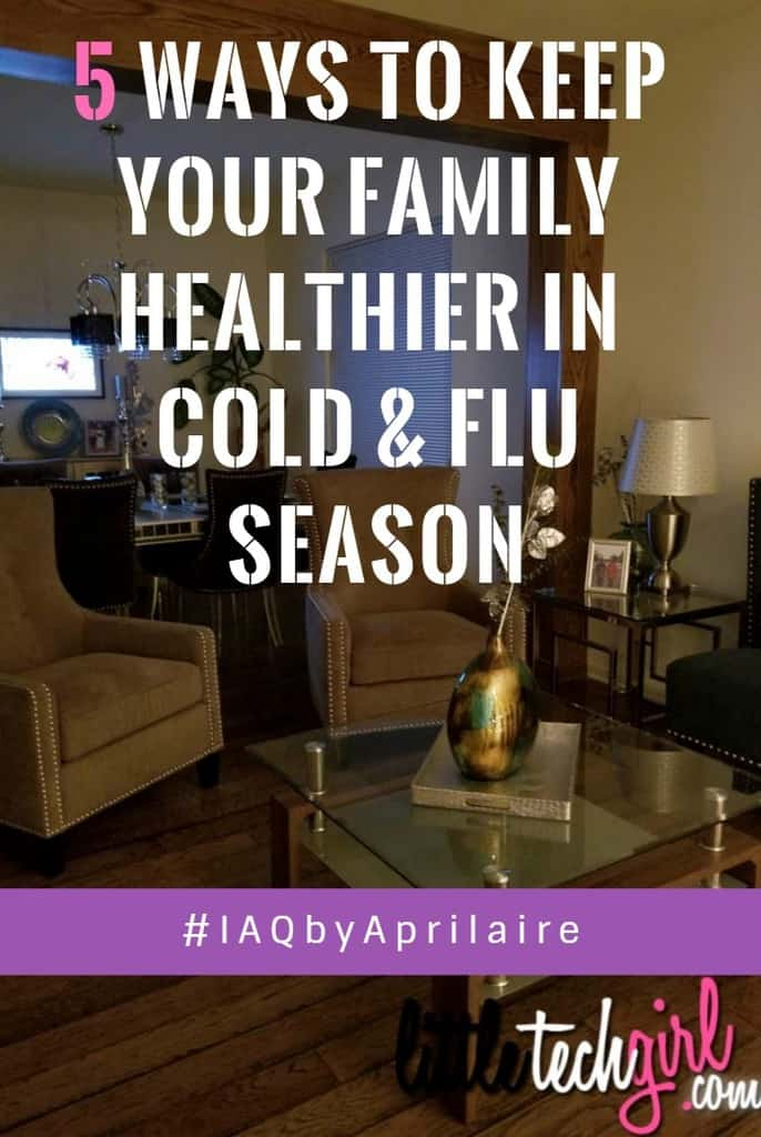 Staying healthy in cold and flu season