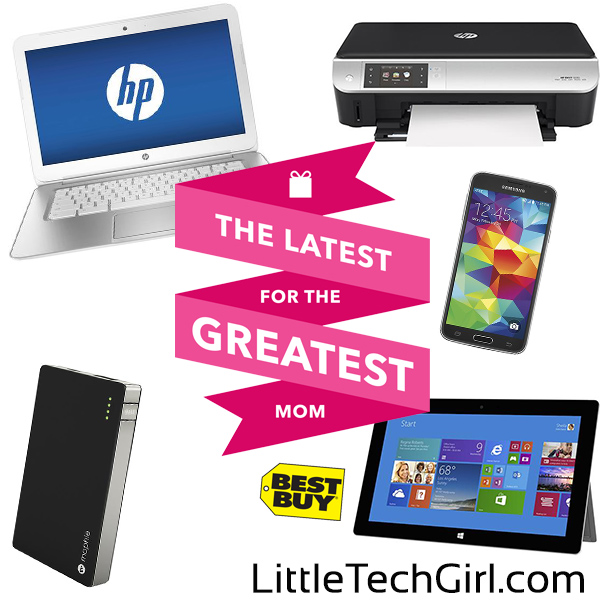 Great Gifts for the On-The-Go Mom at Best Buy