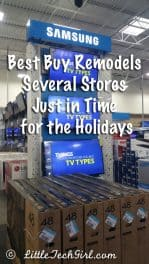 Best Buy Remodels Several Stores Just in Time for the Holidays