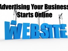 Advertising Your Business Starts Online