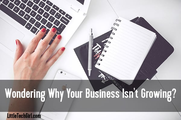 business not growing