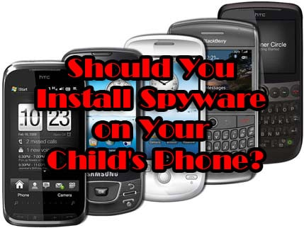 Should You Install Spyware on Your Child's Phone?