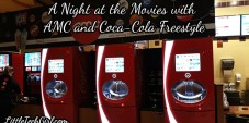 A Night at the Movies with AMC and Coca-Cola Freestyle