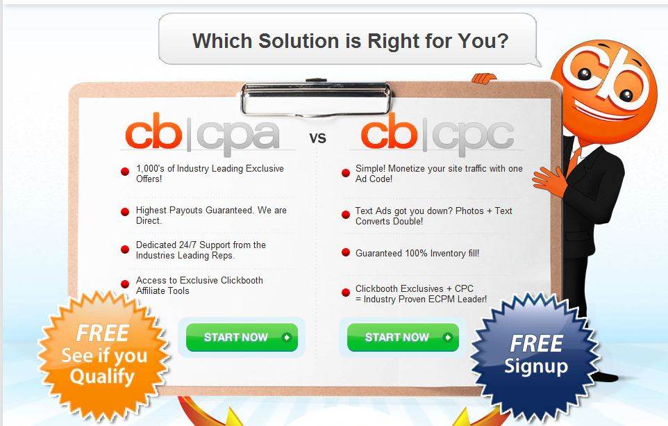 Clickbooth CPC Takes On Google AdWords