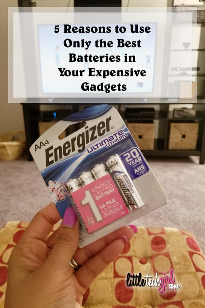 5 Reasons to Use Only the Best Batteries in Your Expensive Gadgets