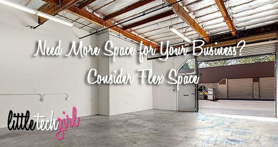 Need More Space for Your Business? Consider Flex Space