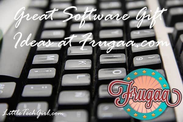 Great Software Gift Ideas at Frugaa.com