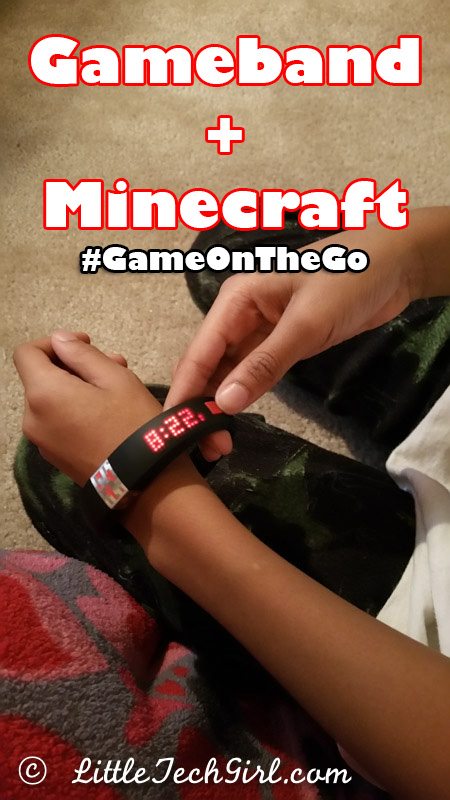 Gameband Minecraft – Great Gift Idea for Your Minecraft Addict