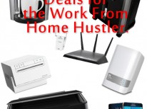 Last Minute Gift Deals for the Work From Home Hustler