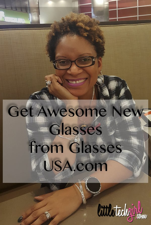 Get Awesome New Glasses from GlassesUSA.com