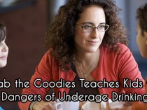 Grab the Goodies Teaches Kids the Dangers of Underage Drinking