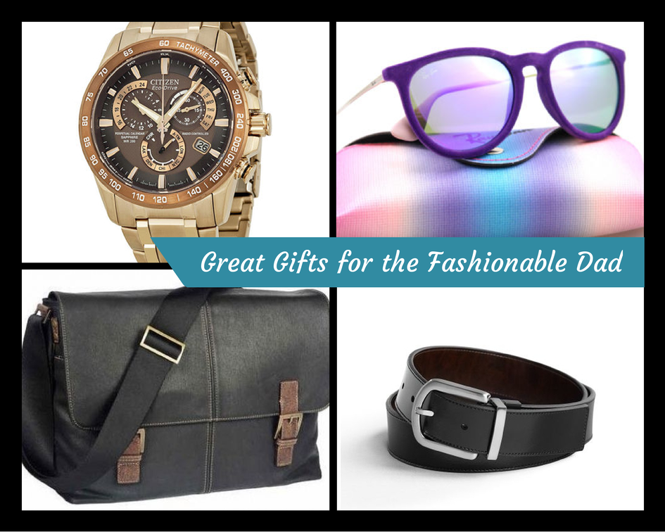 great gifts for the fashionable dad