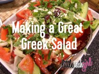 A Pet Peeve of Mine: Greek Salad – 'What Kind of Dressing Would you Like?'