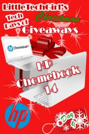 Tech Days of Christmas Giveaways: HP Brings Joy (and a Chromebook for You) to Chicago