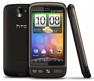 Guest Post – HTC Desire: Screen time