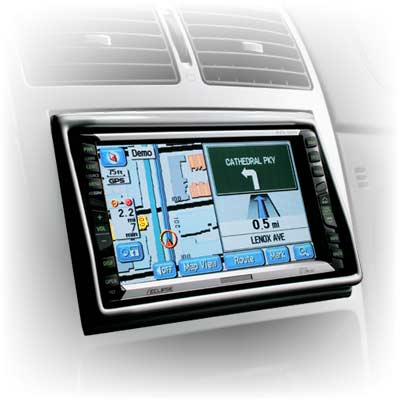 In-Dash Nav