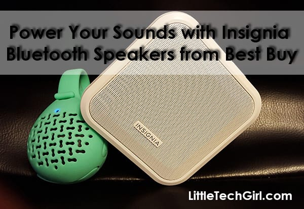 Insignia Bluetooth Speakers from Best Buy