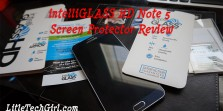 intelliGLASS HD Note 5 Screen Protector Review