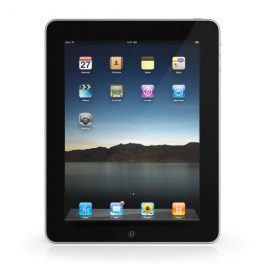 My Thoughts on Paddie (My New iPad)