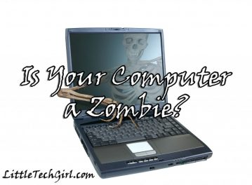 Is Your Computer a Zombie?