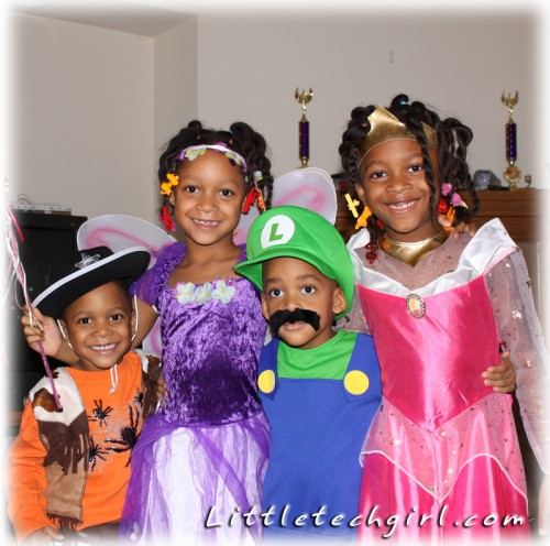 Another Great Springo Kids Contest for Halloween