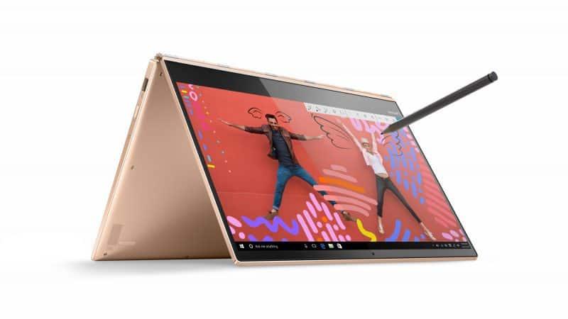 Yoga 920 with Intel 8th Gen Core Processor