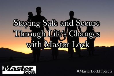 Staying Safe and Secure Through Life's Changes with Master Lock