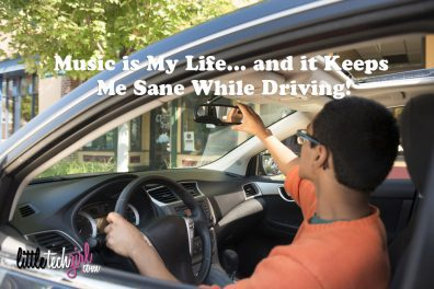 Music is My Life… and it Keeps Me Sane While Driving!