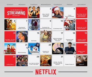 'Tis the Season to Stream with Netflix