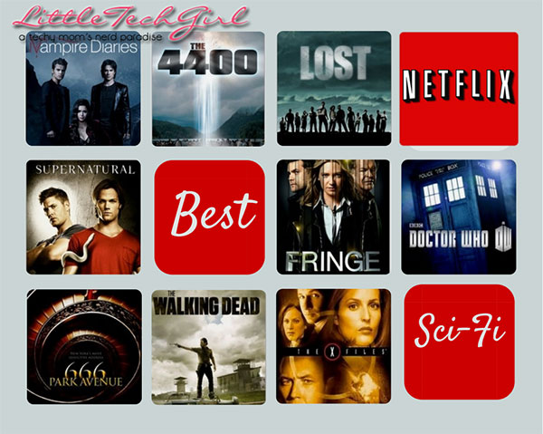 Netflix Stream Team Picks My Top 10 Sci Fi Tv Series Choices
