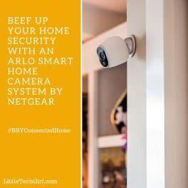 Netgear Arlo Smart Home Camera System Review