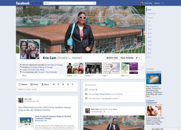 Hands On With The New Facebook Timeline
