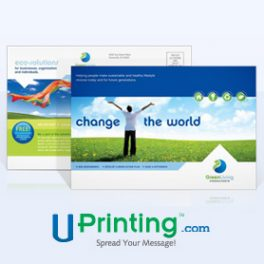 Giveaway: Start the New Year Off with 100 New Postcards from Uprinting