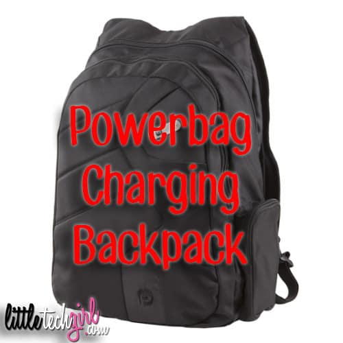 My Power Bag: Charge Your Gadgets in Your Bag