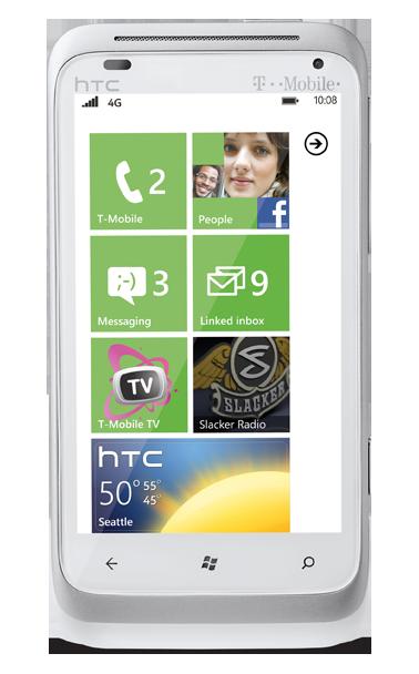 Gift Guide: HTC Radar Windows Phone 7.5 Review