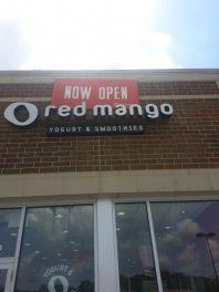 Red Mango Yogurt Introduces New Smoothies