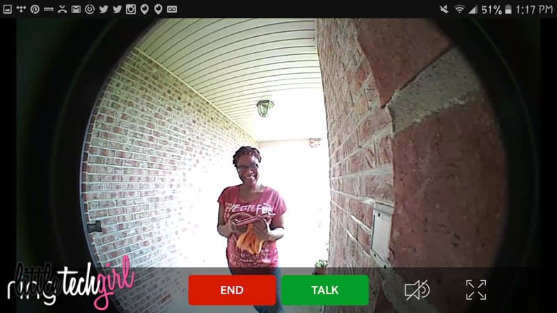 Ring Video Doorbell Stick Up Camera Review