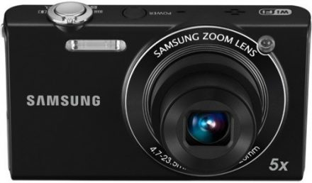 The Winner of the Samsung SH100 Wi-Fi Camera is…