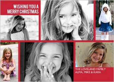 Shutterfly Holiday Cards. Yep, it's Time.