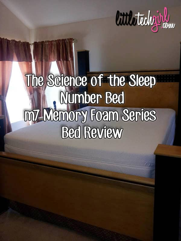 The Science of the Sleep Number Bed – m7 Memory Foam Series Bed Review